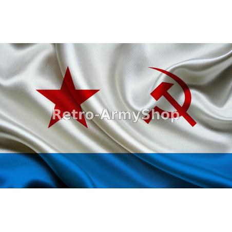 Vlajka VMF SSSR.