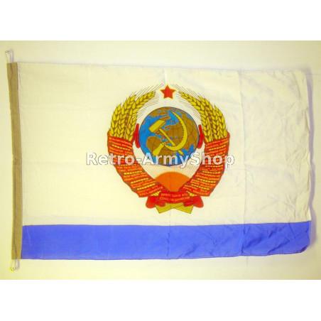 Vlajka velitele námořnictva SSSR.