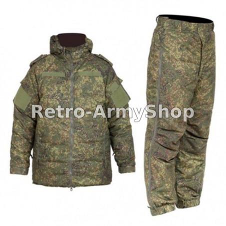 Zimní uniforma.Cifra.