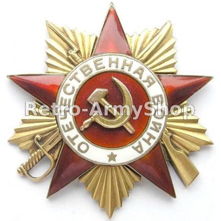 Řád Vlastenecké války.1st.